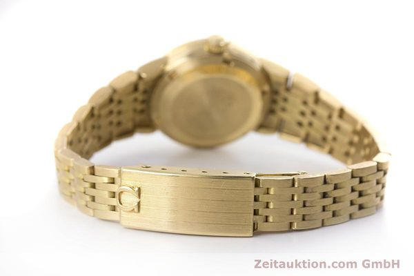 Used luxury watch Omega De Ville 18 ct gold automatic Kal. 671  | 160685 12