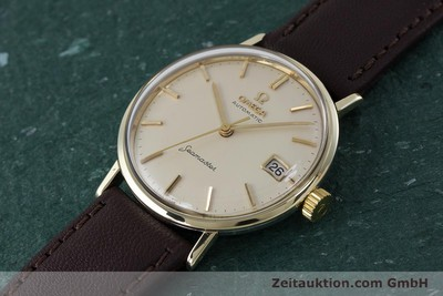 OMEGA SEAMASTER GOLD-PLATED AUTOMATIC KAL. 562 VINTAGE [160699]