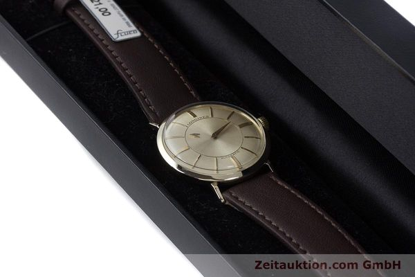 Used luxury watch Longines Admiral 14 ct yellow gold automatic Kal. 19A VINTAGE  | 160700 07