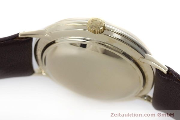 Used luxury watch Longines Admiral 14 ct yellow gold automatic Kal. 19A VINTAGE  | 160700 11