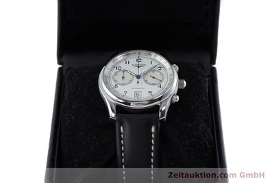 LONGINES CHRONOGRAPH STEEL AUTOMATIC KAL. L651.2 LP: 2310EUR [160704]