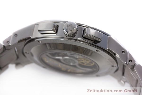 Used luxury watch Zenith El Primero chronograph steel automatic Kal. 400 Ref. 01/02.0450.400  | 160712 08