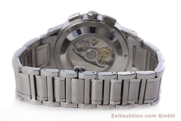 Used luxury watch Zenith El Primero chronograph steel automatic Kal. 400 Ref. 01/02.0450.400  | 160712 11