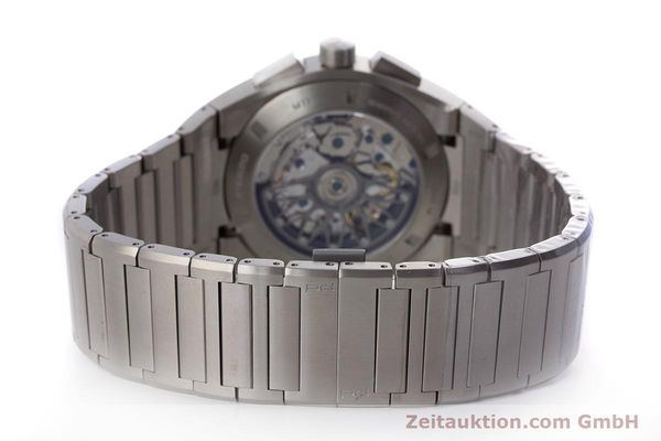 Used luxury watch Porsche Design Dashbord chronograph titanium automatic Kal. ETA 7753 Ref. P6620  | 160717 10