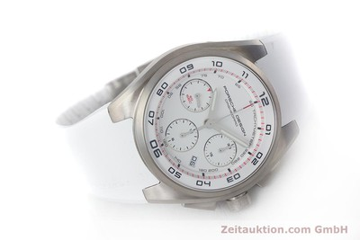 PORSCHE DESIGN DASHBORD CHRONOGRAPHE TITANE AUTOMATIQUE KAL. ETA 7753 LP: 3950EUR [160718]