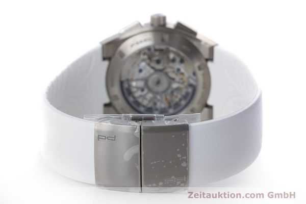 Used luxury watch Porsche Design Dashbord chronograph titanium automatic Kal. ETA 7753 Ref. P6620  | 160718 10