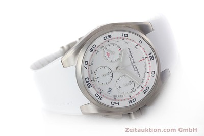 NEU - PORSCHE DESIGN DASHBORD BY ETERNA TITAN CHRONOGRAPH 6620 NP: 3950,- EU [160720]