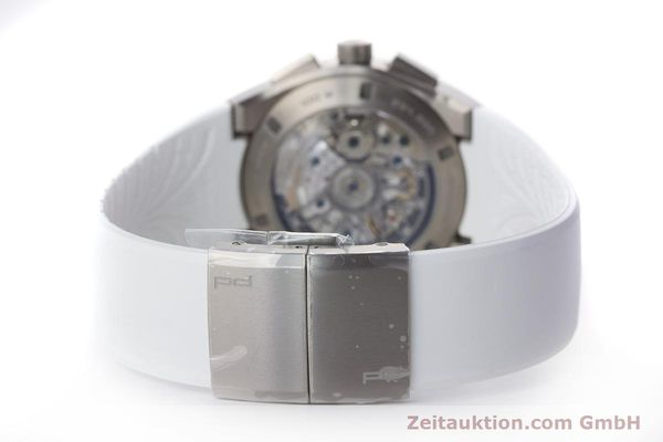Used luxury watch Porsche Design Dashbord chronograph titanium automatic Kal. ETA 7753 Ref. 6620  | 160720 10