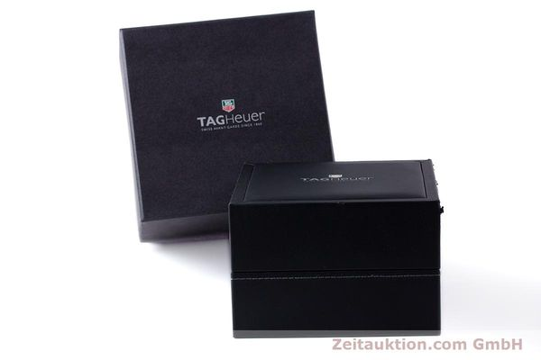 Used luxury watch Tag Heuer Aquaracer steel automatic Kal. 5 ETA 2836-2 Ref. WAF2013  | 160721 06