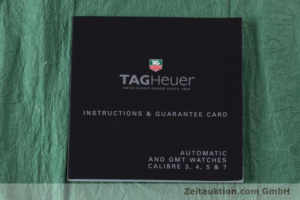 Used luxury watch Tag Heuer Aquaracer steel automatic Kal. 5 ETA 2836-2 Ref. WAF2013  | 160721 13
