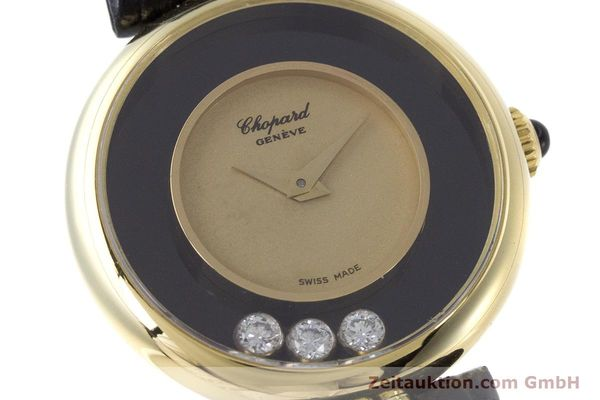 reloj de lujo usados Chopard Happy Diamonds oro de 18 quilates cuerda manual Kal. 2442 Ref. 4036  | 160728 02