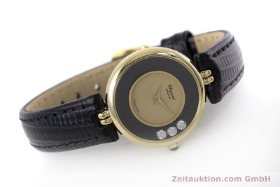 CHOPARD HAPPY DIAMONDS 18 CT GOLD MANUAL WINDING KAL. 2442 [160728]