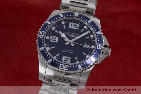 LONGINES HYDRO CONQUEST STEEL AUTOMATIC KAL. L633.5 ETA 2824-2 LP: 1050EUR [160729]
