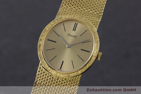 PIAGET ORO 18 CT CARICA MANUALE KAL. 9P2 [160736]
