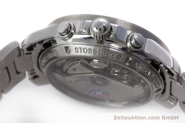 Used luxury watch Sinn Kristall chronograph steel automatic Kal. ETA 7750 LIMITED EDITION | 160740 08