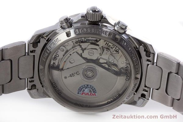 Used luxury watch Sinn Kristall chronograph steel automatic Kal. ETA 7750 LIMITED EDITION | 160740 09