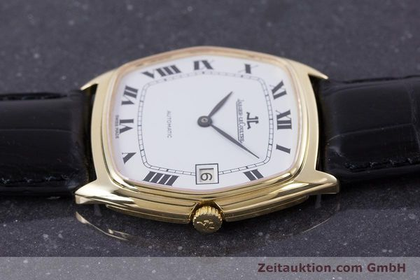 Used luxury watch Jaeger Le Coultre * 18 ct gold automatic Kal. 900  | 160748 05