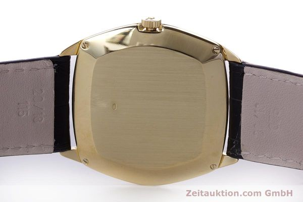 Used luxury watch Jaeger Le Coultre * 18 ct gold automatic Kal. 900  | 160748 08
