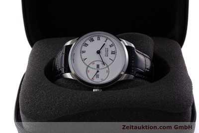 UNION GLASHÜTTE 1893 STEEL AUTOMATIC KAL. 2899-993 LP: 1980EUR [160749]