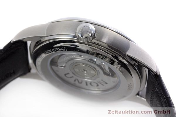 Used luxury watch Union Glashütte 1893 steel automatic Kal. 2899-993 Ref. D007.444A  | 160749 08