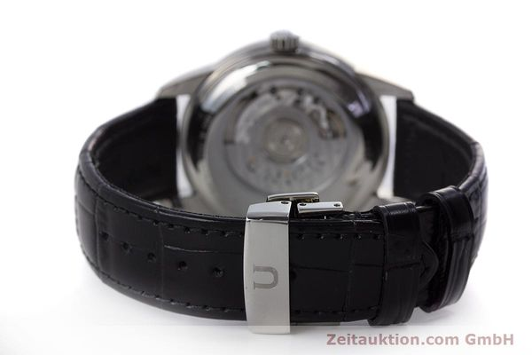 Used luxury watch Union Glashütte 1893 steel automatic Kal. 2899-993 Ref. D007.444A  | 160749 11