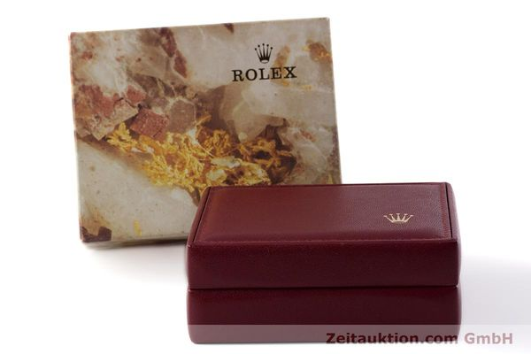 Used luxury watch Rolex Lady Date steel / gold automatic Kal. 2030 Ref. 6917  | 160751 06