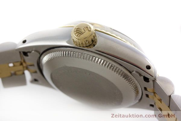 Used luxury watch Rolex Lady Date steel / gold automatic Kal. 2030 Ref. 6917  | 160751 11