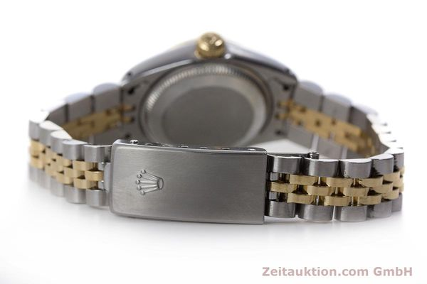 Used luxury watch Rolex Lady Date steel / gold automatic Kal. 2030 Ref. 6917  | 160751 12