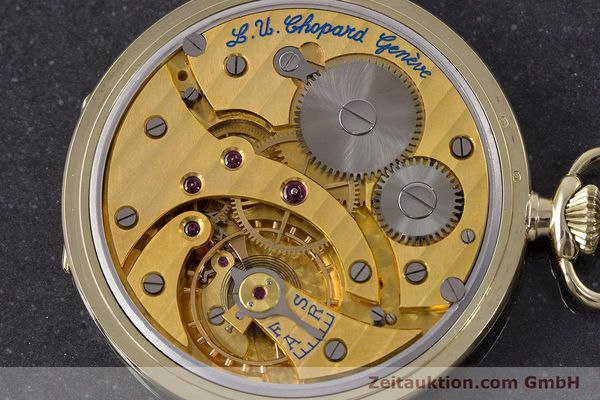 Used luxury watch Chopard Pocket Watch 14 ct yellow gold manual winding VINTAGE  | 160772 10
