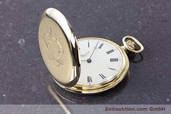 Used luxury watch Chopard Pocket Watch 14 ct yellow gold manual winding VINTAGE  | 160772 14