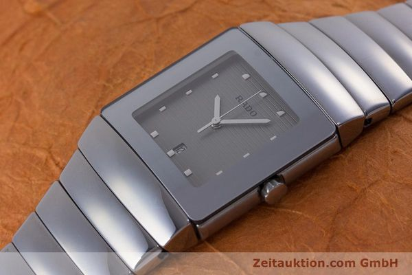Used luxury watch Rado Diastar ceramic quartz Kal. ETA 256.111 Ref. 152.0432.3  | 160782 01