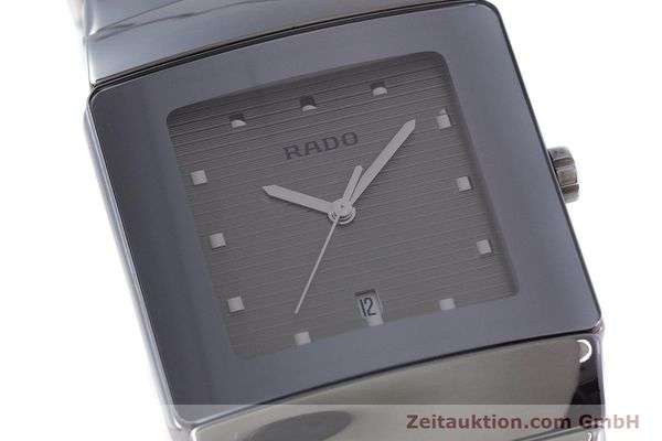 Used luxury watch Rado Diastar ceramic quartz Kal. ETA 256.111 Ref. 152.0432.3  | 160782 02