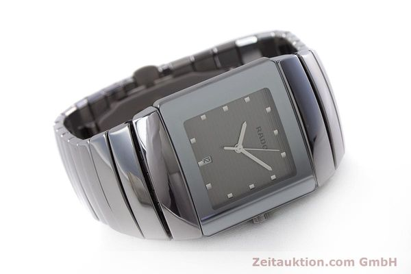 Used luxury watch Rado Diastar ceramic quartz Kal. ETA 256.111 Ref. 152.0432.3  | 160782 03