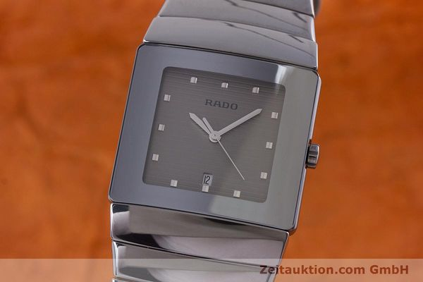 Used luxury watch Rado Diastar ceramic quartz Kal. ETA 256.111 Ref. 152.0432.3  | 160782 04