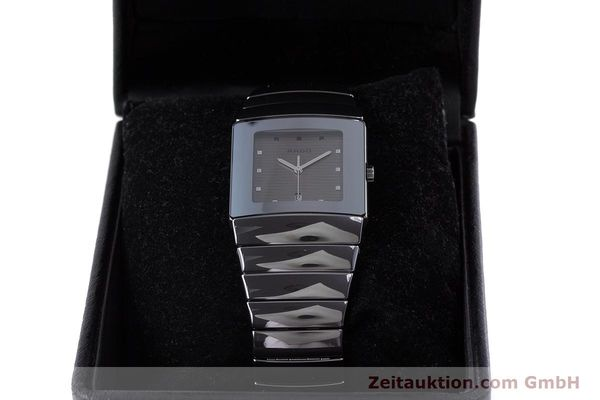 Used luxury watch Rado Diastar ceramic quartz Kal. ETA 256.111 Ref. 152.0432.3  | 160782 07
