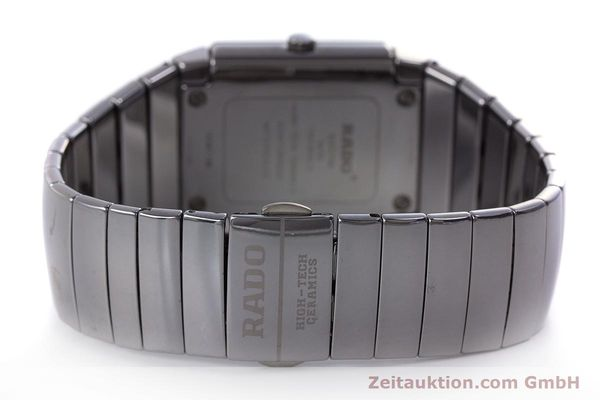 Used luxury watch Rado Diastar ceramic quartz Kal. ETA 256.111 Ref. 152.0432.3  | 160782 10