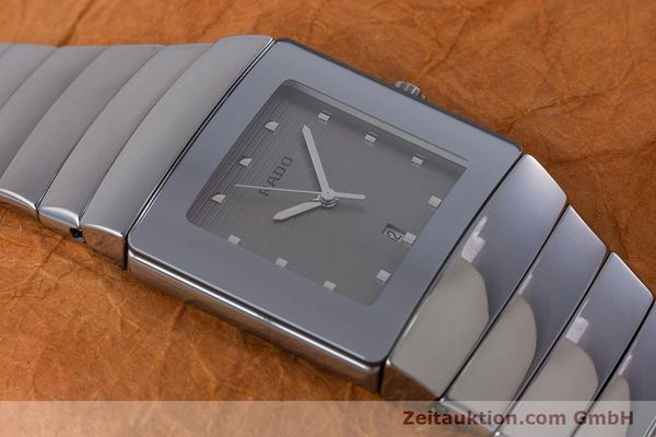 Used luxury watch Rado Diastar ceramic quartz Kal. ETA 256.111 Ref. 152.0432.3  | 160782 12