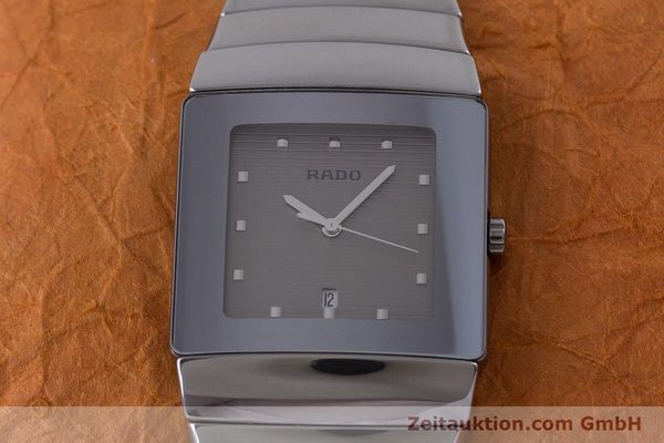 Used luxury watch Rado Diastar ceramic quartz Kal. ETA 256.111 Ref. 152.0432.3  | 160782 13