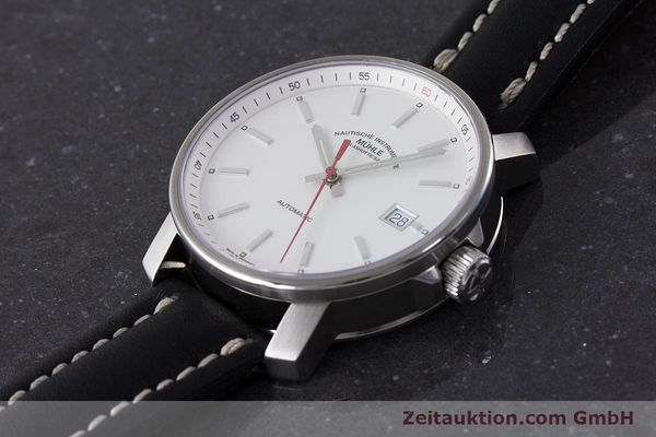 Used luxury watch Mühle 29er steel automatic Kal. ETA 2824-2 Ref. M1-25-20  | 160784 01