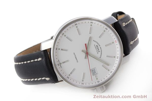 Used luxury watch Mühle 29er steel automatic Kal. ETA 2824-2 Ref. M1-25-20  | 160784 03