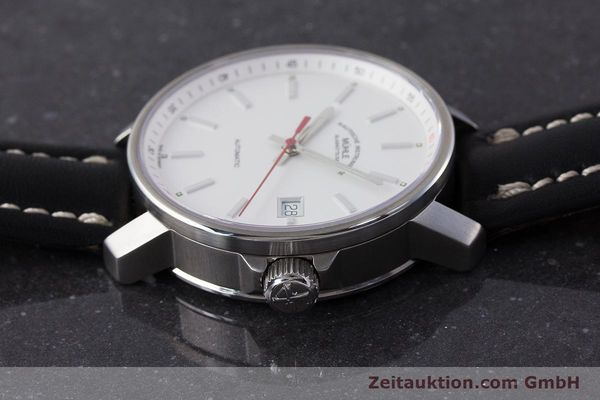 Used luxury watch Mühle 29er steel automatic Kal. ETA 2824-2 Ref. M1-25-20  | 160784 05