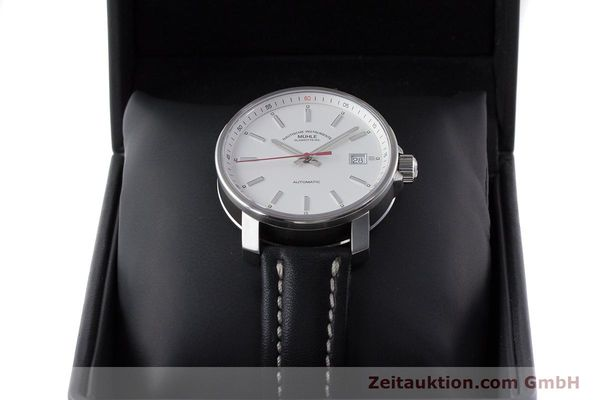 Used luxury watch Mühle 29er steel automatic Kal. ETA 2824-2 Ref. M1-25-20  | 160784 07