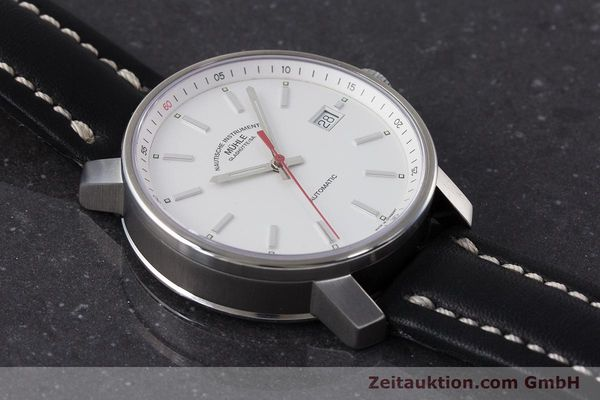 Used luxury watch Mühle 29er steel automatic Kal. ETA 2824-2 Ref. M1-25-20  | 160784 12