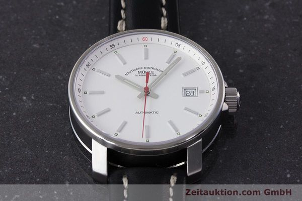 Used luxury watch Mühle 29er steel automatic Kal. ETA 2824-2 Ref. M1-25-20  | 160784 13