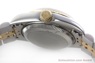 ROLEX LADY DATEJUST STEEL / GOLD AUTOMATIC KAL. 2235 LP: 6950EUR [160789]