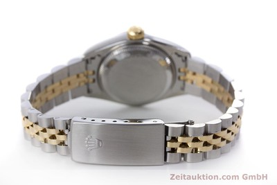 ROLEX LADY OYSTER DATEJUST GOLD / STAHL DAMENUHR AUTOMATIK 79173 VP: 6950,- EURO [160789]