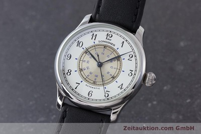 LONGINES WEEMS NAVIGATION WATCH ACCIAIO AUTOMATISMO KAL. L628.1 ETA 2892-2 [160792]