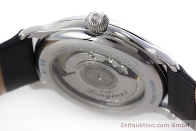 LONGINES WEEMS NAVIGATION WATCH ACERO AUTOMÁTICO KAL. L628.1 ETA 2892-2 [160792]