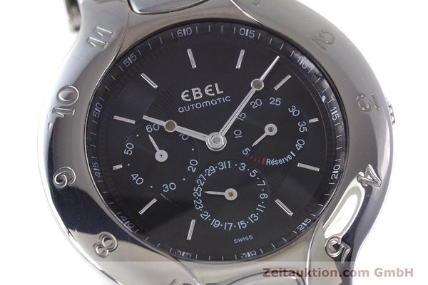 Used luxury watch Ebel Lichine steel automatic Kal. 964 Ref. 9964980  | 160797 02