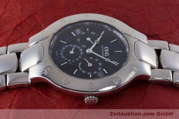 Used luxury watch Ebel Lichine steel automatic Kal. 964 Ref. 9964980  | 160797 05